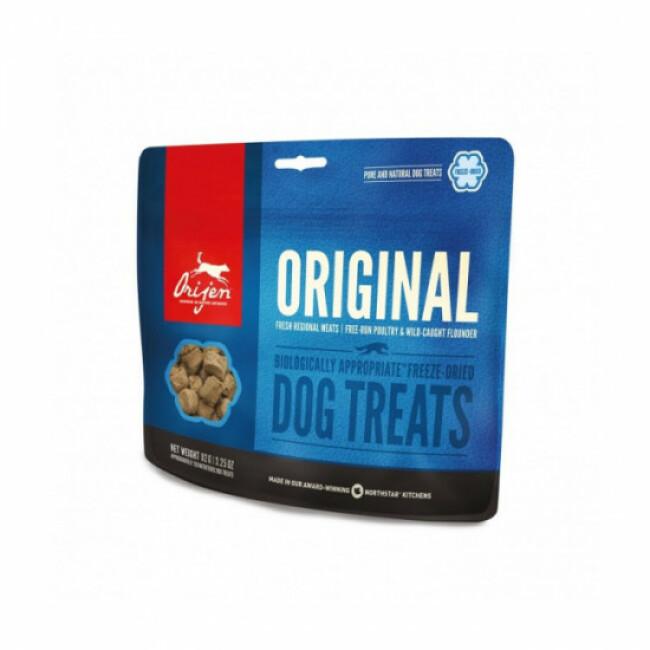 Friandises pour chien Original treats Orijen Sachet 92 g