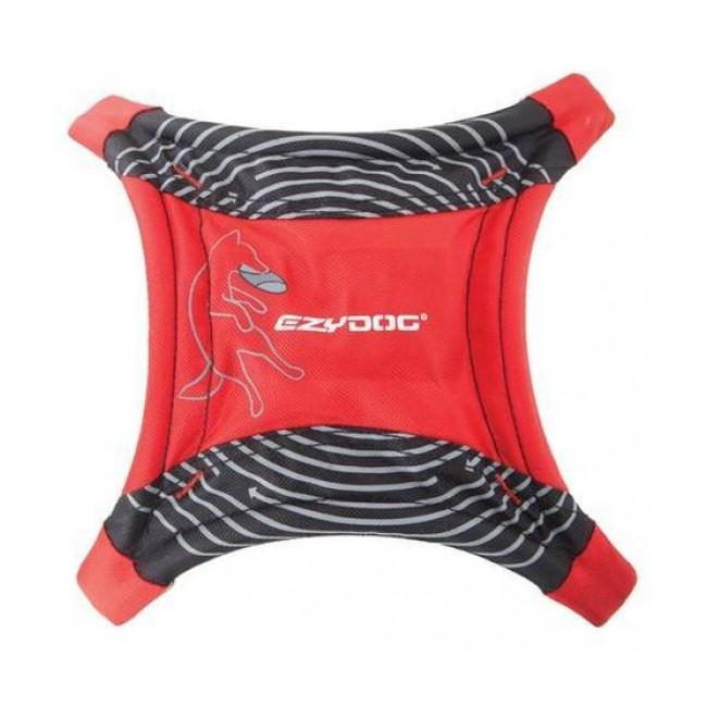 Frisbee forme étoile pour dog-frisbee Ezydog Star