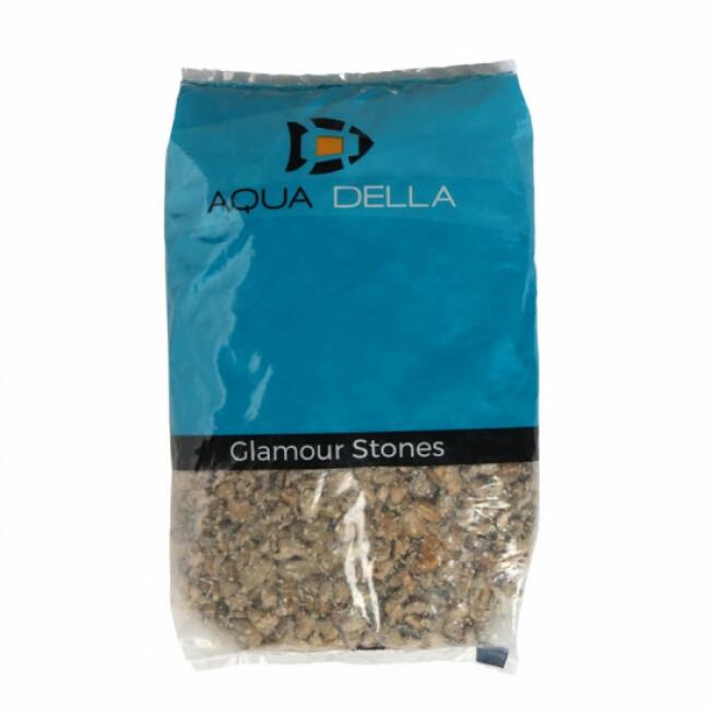Galets 4-8 mm pour fond d'aquarium Aqua Della