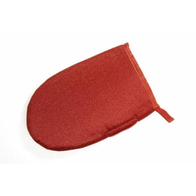 Gant de lavage / ramasse poils pour chien Perfect Care Flamingo 2 en 1