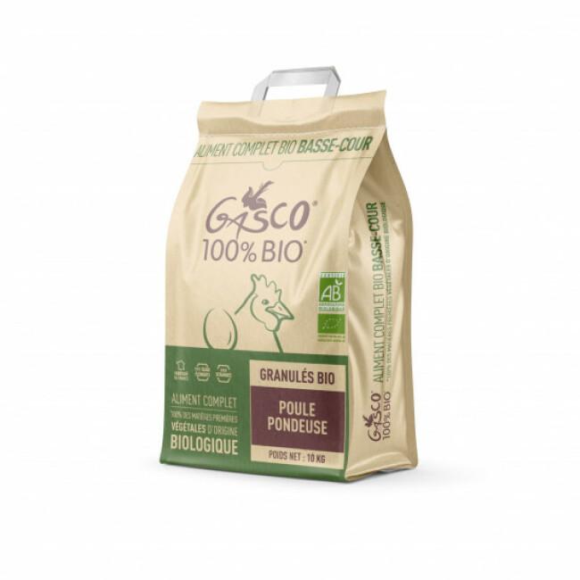Granulés Bio Cot&Co Gasco pour poule pondeuse