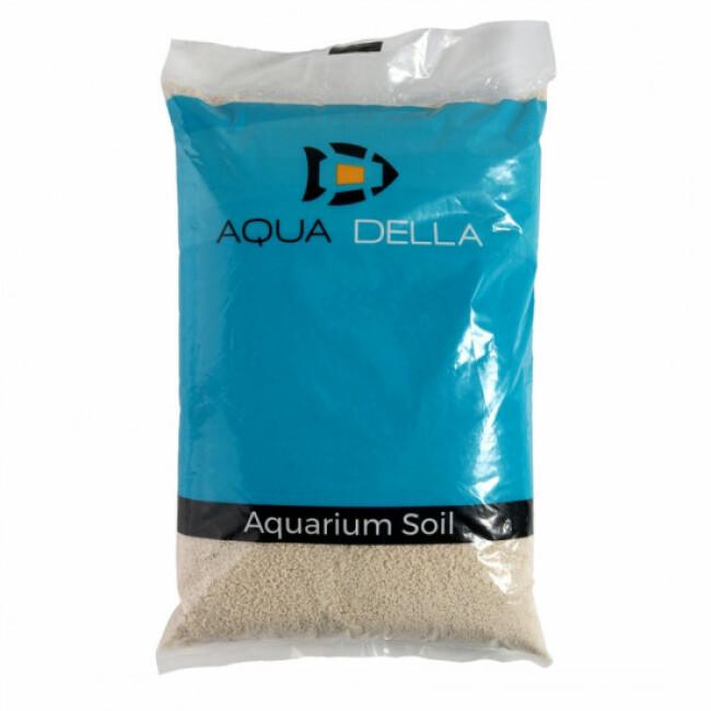 Gravier 1-2 mm billes pour fond d'aquarium Coloris Blanc