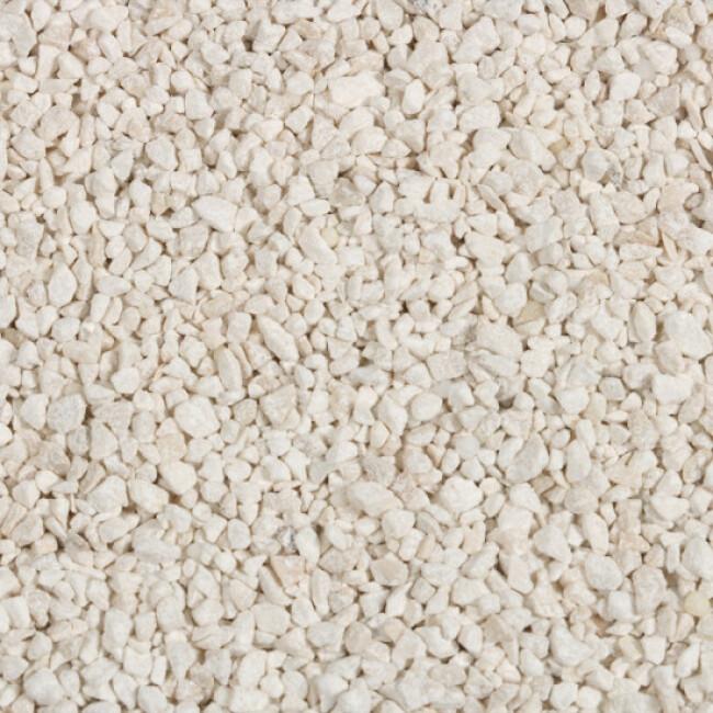 Gravier fin 2-3 mm beige naturel pour fond d'aquarium
