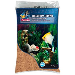 Gravier fin Caviar pour aquarium Flamingo 10 kg