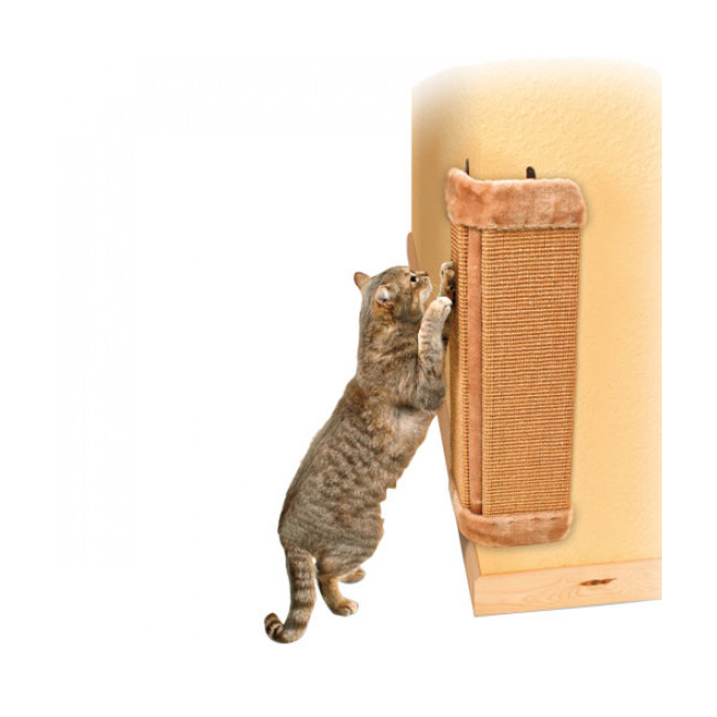 Griffoir d'angle pour chat