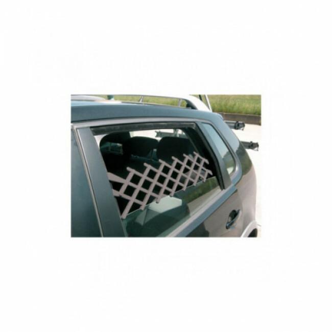 Grille d'aération de fenêtre de voiture pour chien Kerbl 20 cm x 15 cm x 10 cm