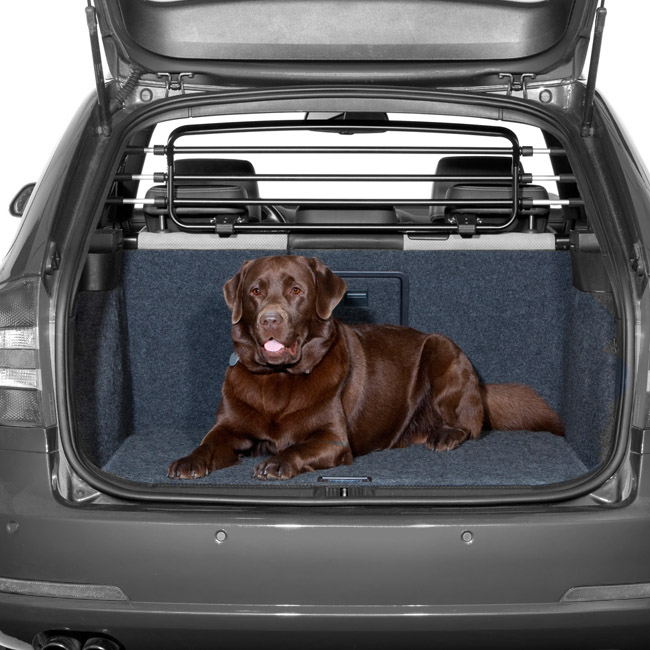 Grille de séparation pour voiture Roamaster Deluxe pour chien