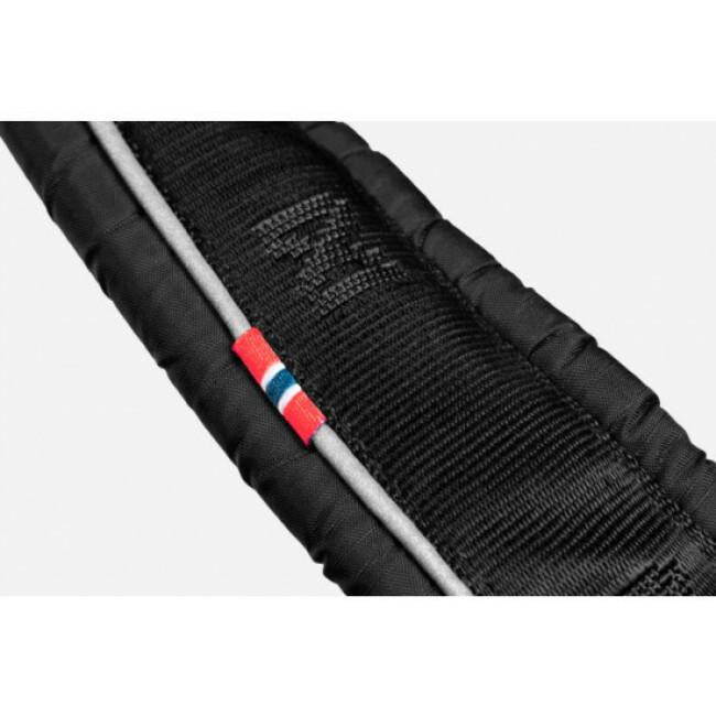 Harnais polyvalent avec poignée Line Grip NON-STOP Dogwear Noir