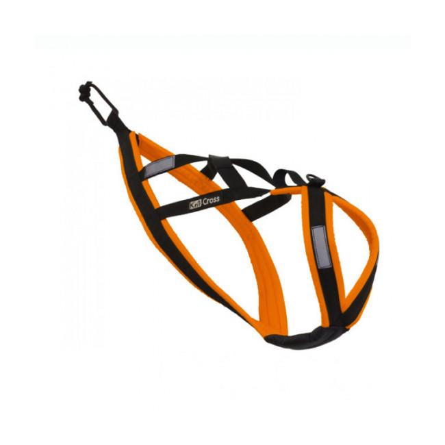 Harnais X-Back Kn'1 Powerful™ pour canicross, bikejoring et skijoring avec chien
