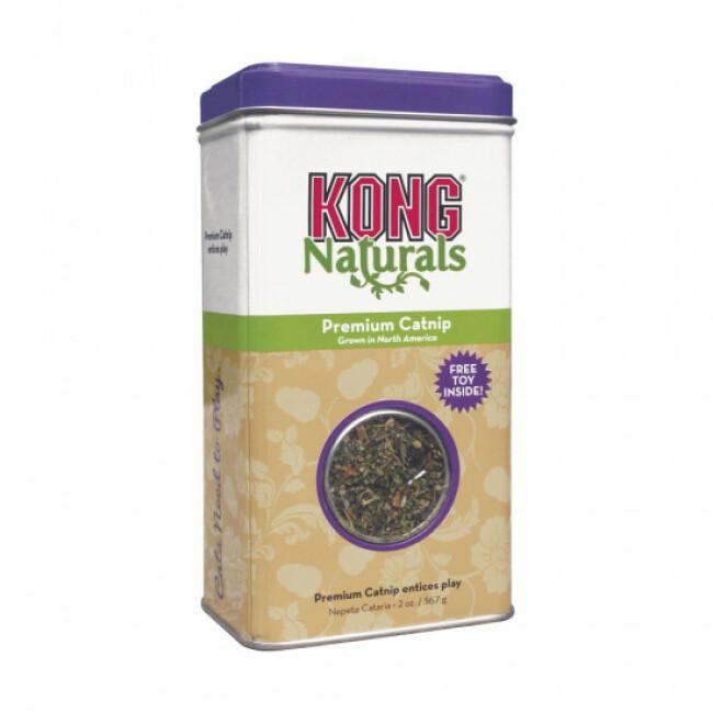 Herbe à chat Premium KONG Naturals 56 g