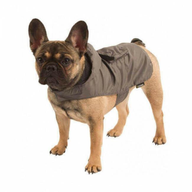 Imperméable pour chien Seattle Kerbl gris