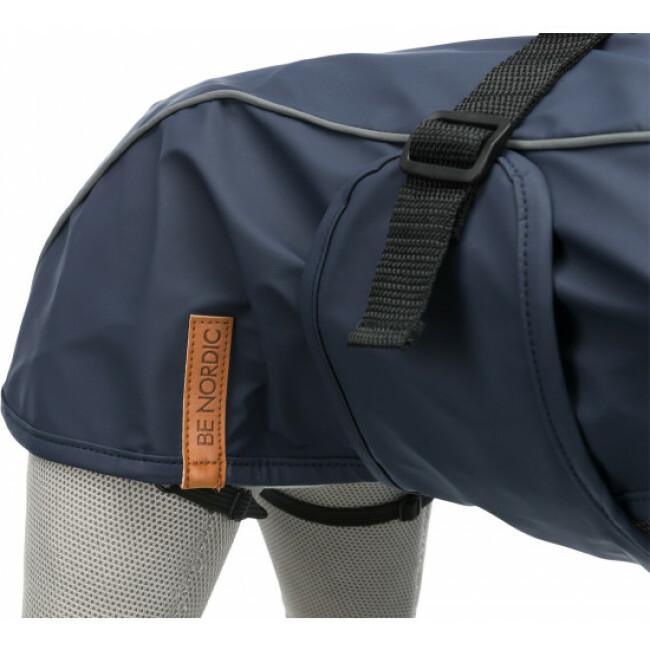 Imperméable pour chien Be Nordic Husum bleu