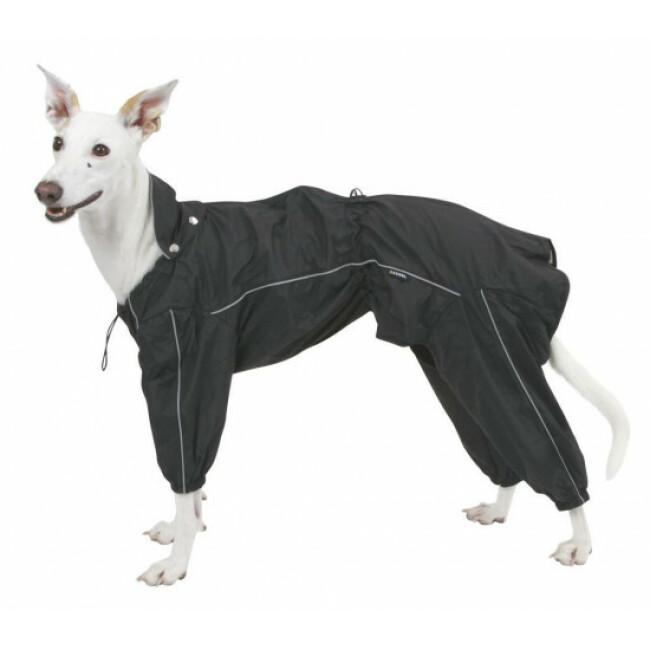 Imperméable pour chien Manchester Kerbl noir