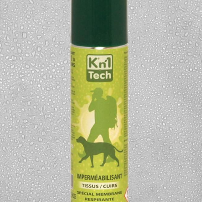 Imperméabilisant pour tissus à membranes respirantes et cuir Kn'1 Tech 2 en 1