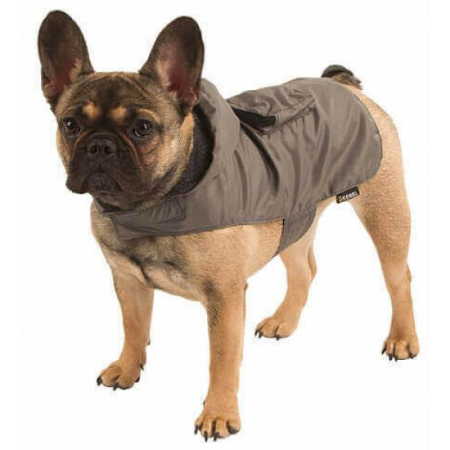 Imperméable pour chien Seattle gris Kerbl
