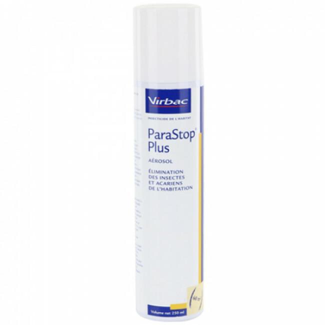 Aérosol insecticide et acaricide Parastop Plus 250 ml