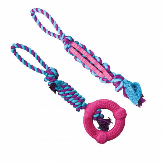 Jeu de corde Dentafun mixte pour chien