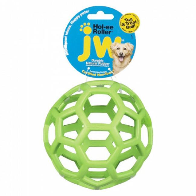 Jeu JW balle Holee roller pour chien