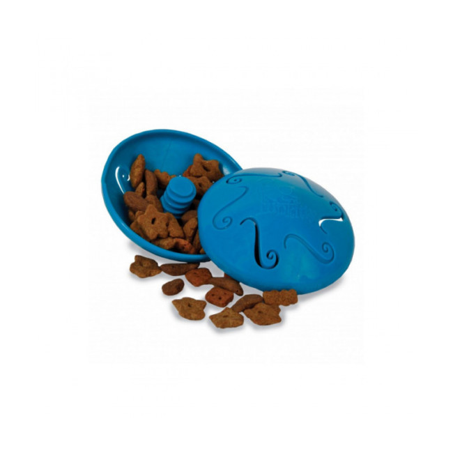 Jouet distributeur pour chat Twist'n'Treat Funkitty Petsafe