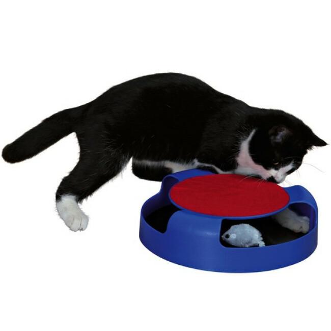 Jouet pour chats Catch The Mouse Trixie