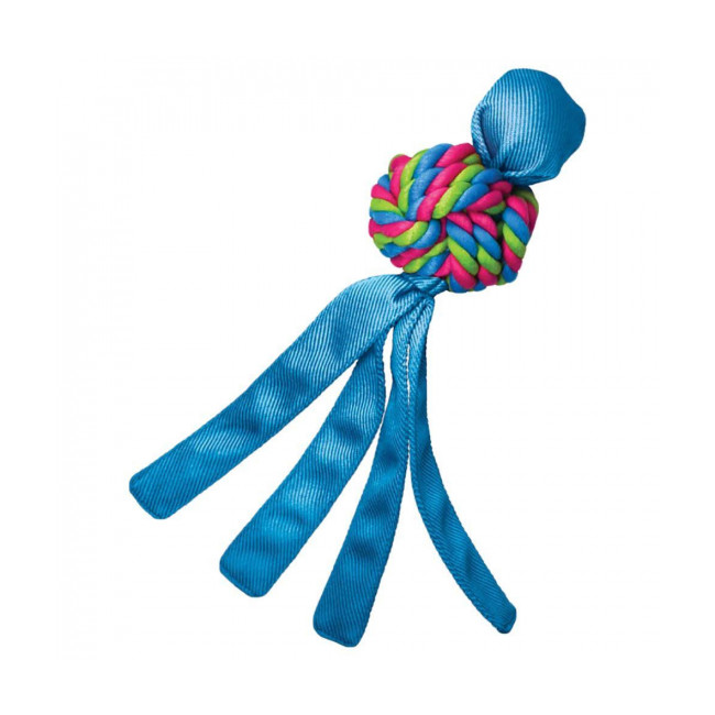 Jouet pour chien en nylon avec corde Wubba Weaves KONG