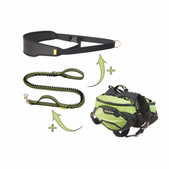 Kit pour la cani-randonnée Active Kn'1 TSC