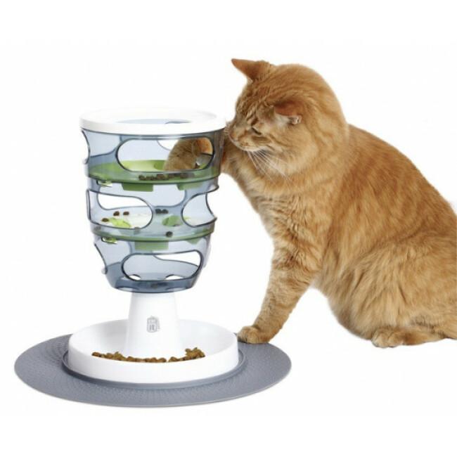 Labyrinthe à friandises pour chats Senses Catit Design