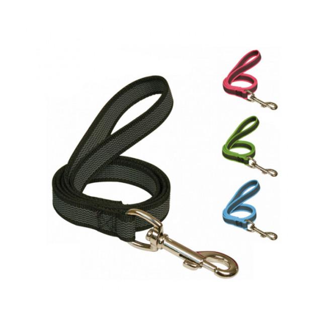 Laisse longe anti-dérapante Gommelaisse™ pour chien