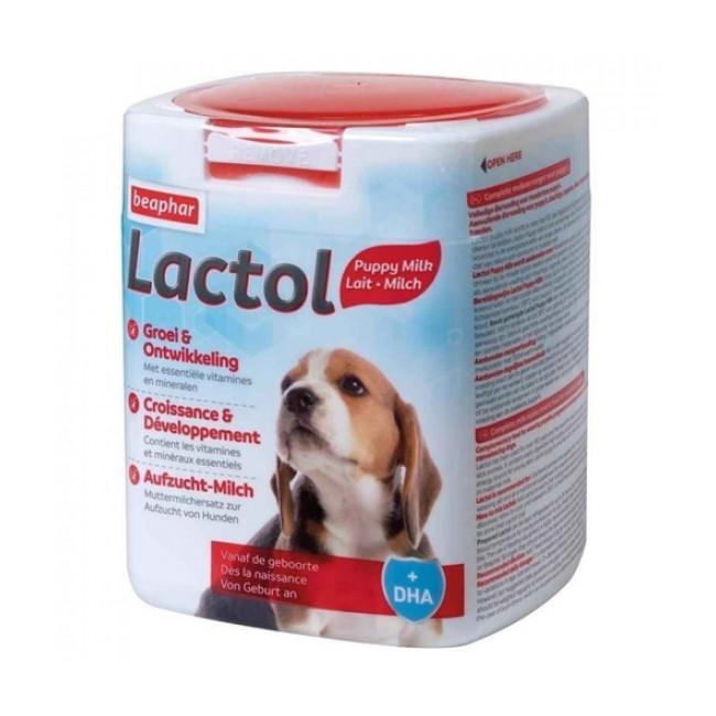 Lait maternisé lactol pour chiot