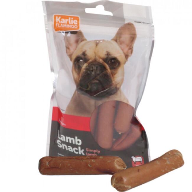 Lamb Snack saucisses pour chien