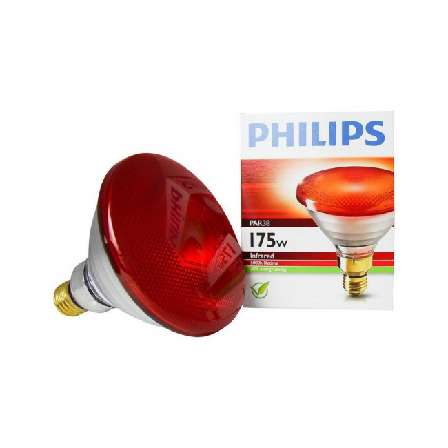 Lampe chauffante Philips à infrarouge pour animaux