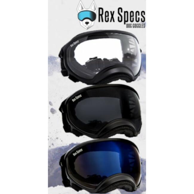 Lentille de remplacement pour masque Rex-Specs K9
