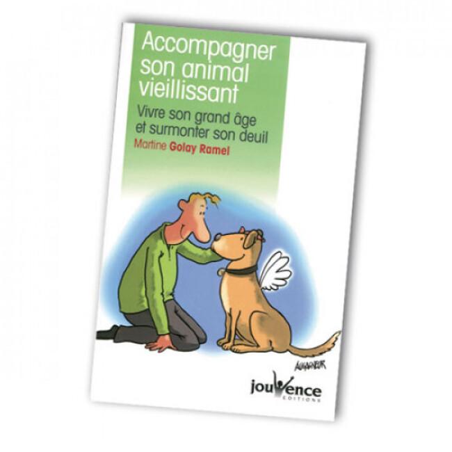 "Livre ""Accompagner son animal"""