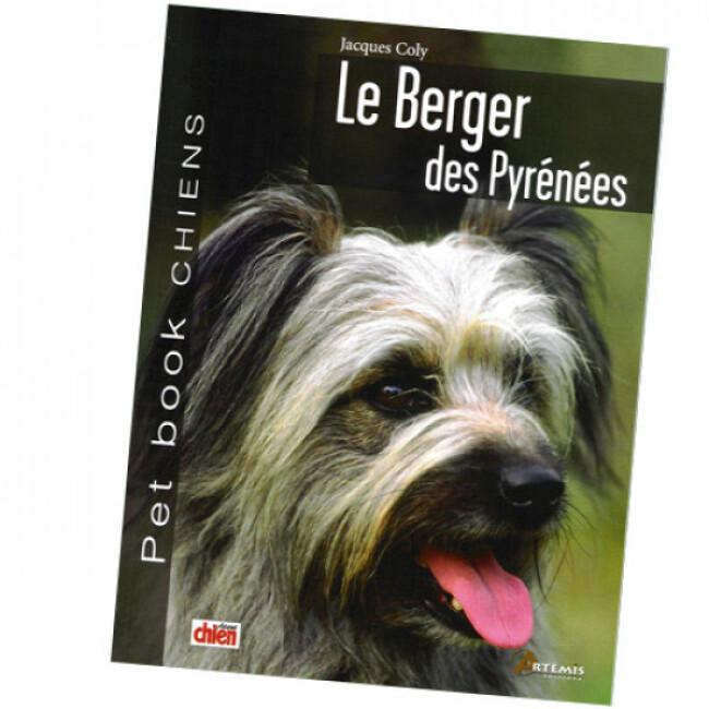 """Livre """"Berger des Pyrénées"""" Collection Pet Book"""