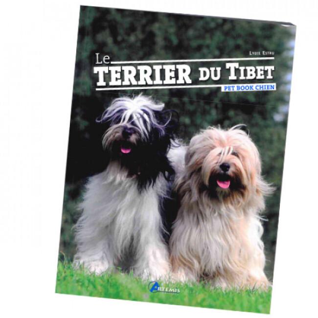 "Livre ""Terrier du Tibet"" Collection Pet Book"