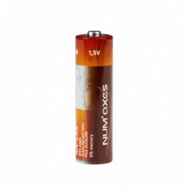 Lot de 4 Piles Alcaline 1.5 volts LR06