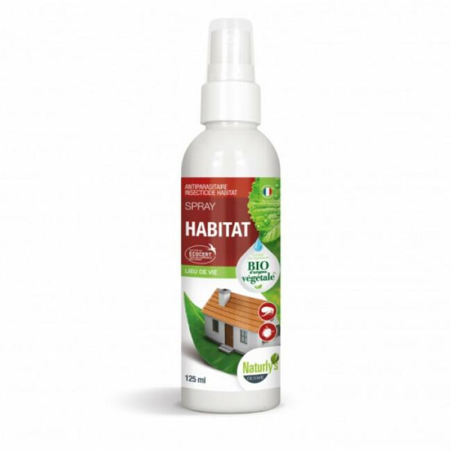 Lotion insecticide bio pour l'habitat Naturlys