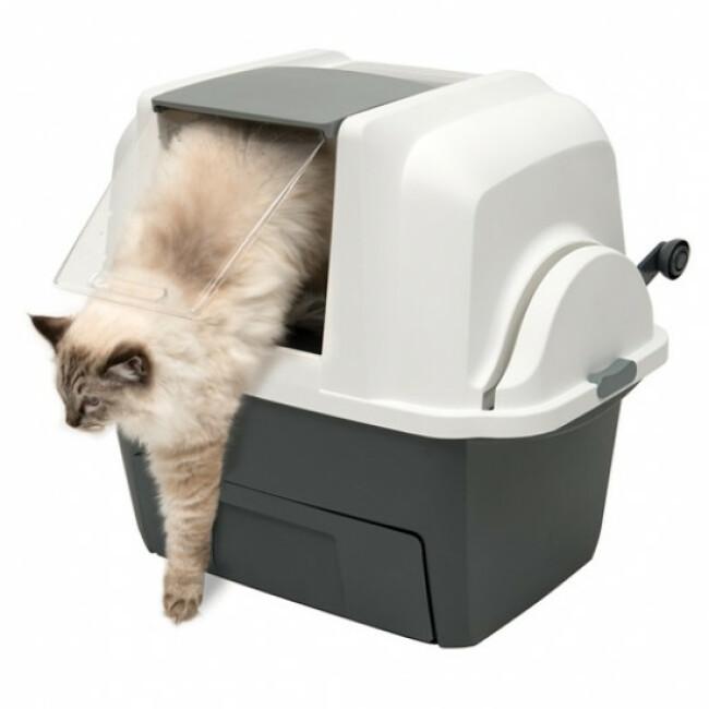 Maison de toilette autonettoyante Smartsift