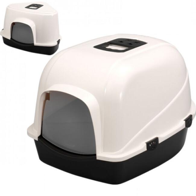 Maison toilette Box Jumbo pour litière de chat