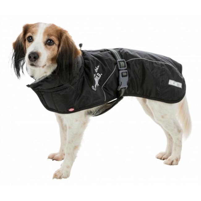 Manteau d'hiver chaud pour chien Explore Trixie