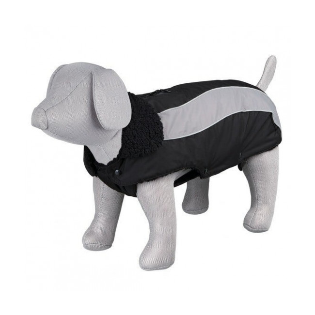Manteau d'hiver pour chien Marne Trixie noir