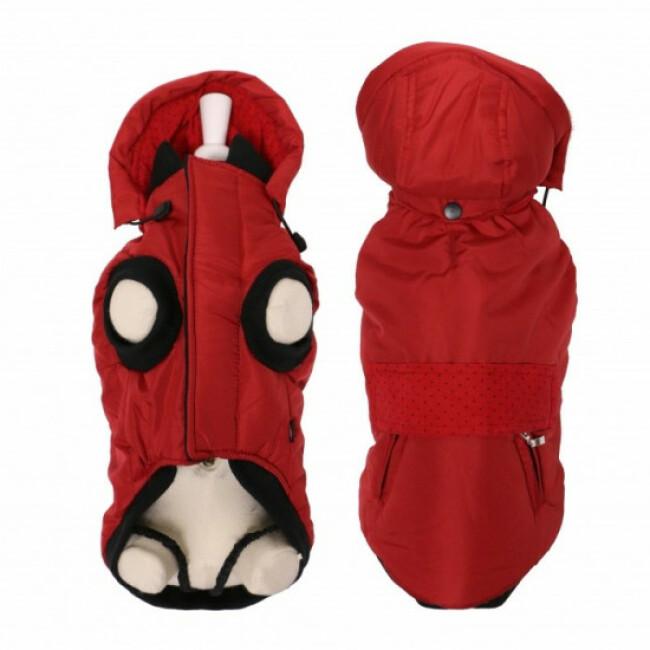 Manteau d'hiver pour chien Palermo Trixie
