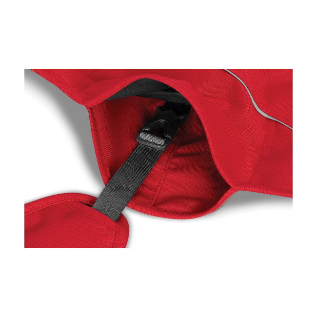 Manteau imperméable K-9 Overcoat Ruffwear pour chien