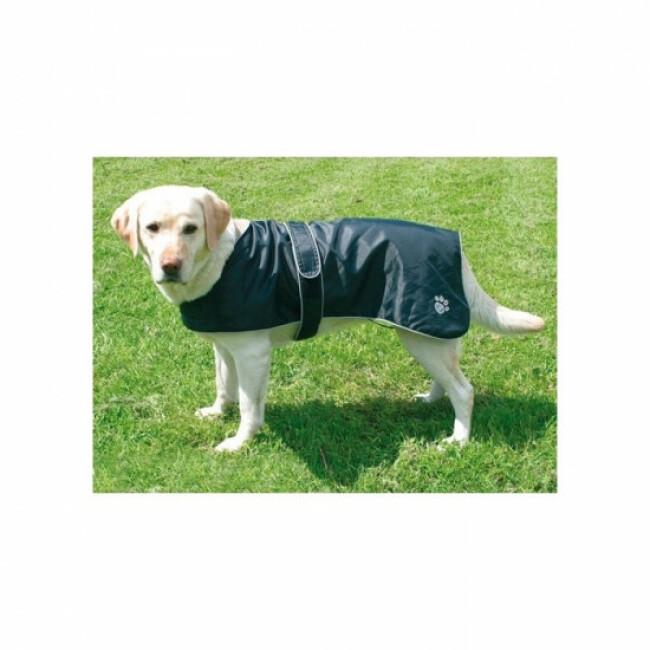 Manteau pour chien Orléans noir Trixie