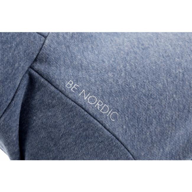 Manteau sweat à capuche pour chien Flensburg Trixie - Coloris Bleu