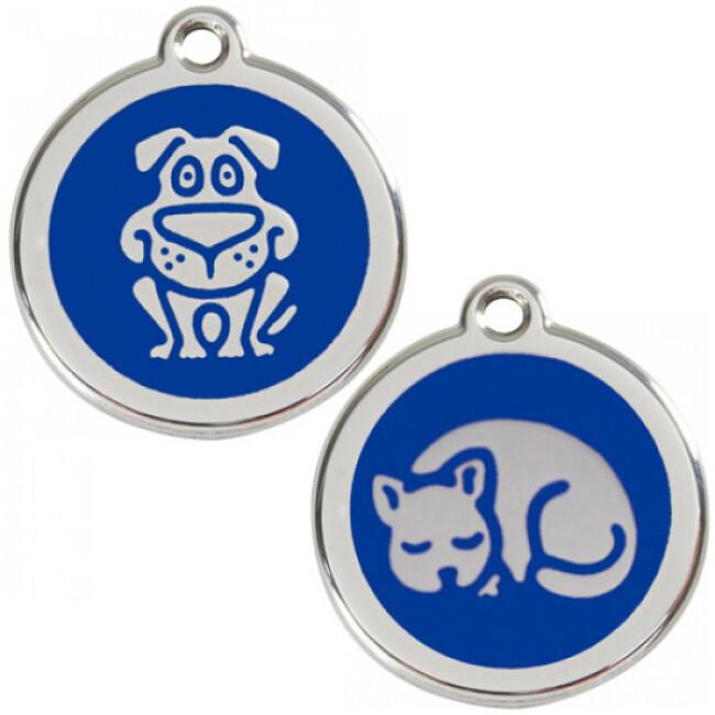 Médaille Reddingo pour personnaliser chien, chat et maître