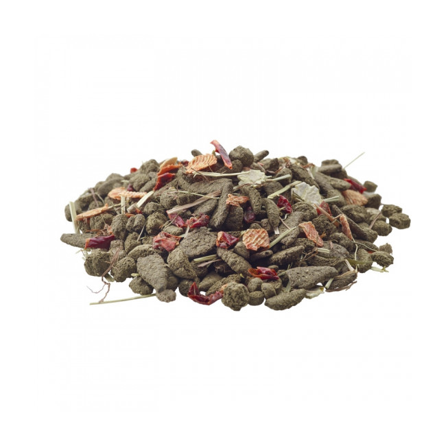 Mélange complet varié riche en fibres Nature Chinchilla Versele Laga