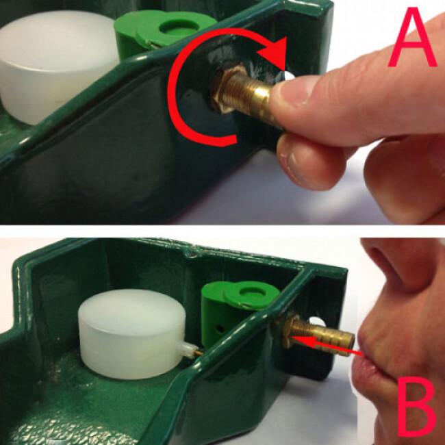 Mini abreuvoir automatique à niveau constant Autolap™