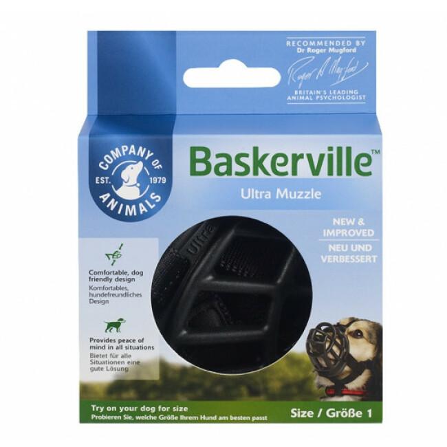 Muselière pour chien Baskerville Ultra