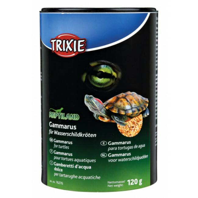 Nourriture pour tortues d'eau Gammarus Reptiland Trixie